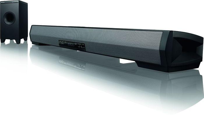 Pionner 先鋒 SBX-N700 無線網路前置揚聲系統 喇叭 SOUNDBAR-家電.影音-myfone購物