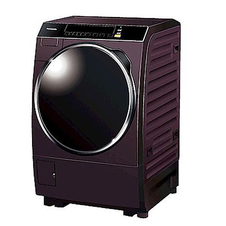 Panasonic 國際牌 NA-V168DDH-V晶燦紫 15公斤 變頻滾筒 洗脫烘 洗衣機