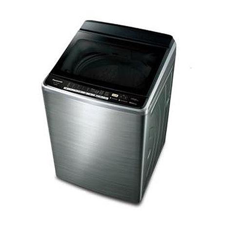 (結帳驚喜價)Panasonic 國際牌 13KG 變頻直立式洗衣機 NA-V130EBS-S 不鏽鋼