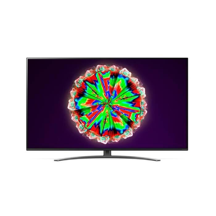【e即棒】LG樂金49吋一奈米4K電視49NANO81WNA(含標準安裝) (門號專案)