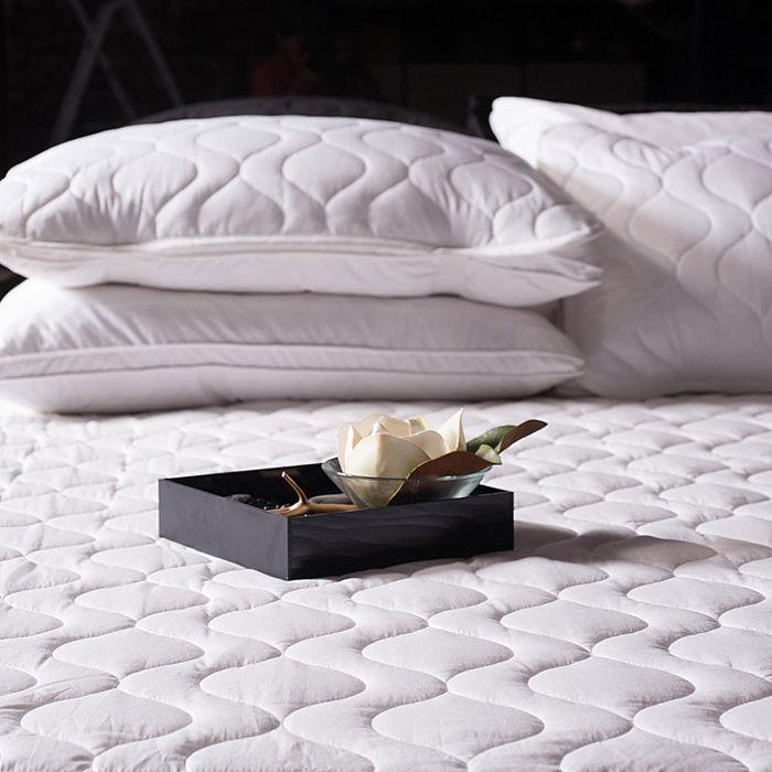 【BBL Premium】單人100%棉.床包式保潔墊
