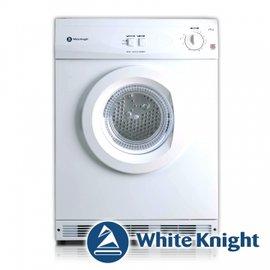 (缺貨) 10月底到貨 White Knight 600AW 6kg 滾筒式乾衣機 白色◆含到府基本安裝◆英國原裝進口