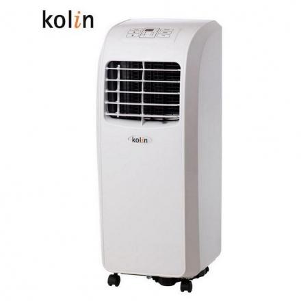 KOLIN 移動式空調 KD-201M02 一機多用,冷氣,風扇,除濕◆不滴水 110V 隨插即用 移動式冷氣