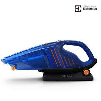 Electrolux 伊萊克斯 ZB5104WD 乾溼兩用輕巧手持吸塵 多角度充電座,隨心所欲-家電.影音-myfone購物