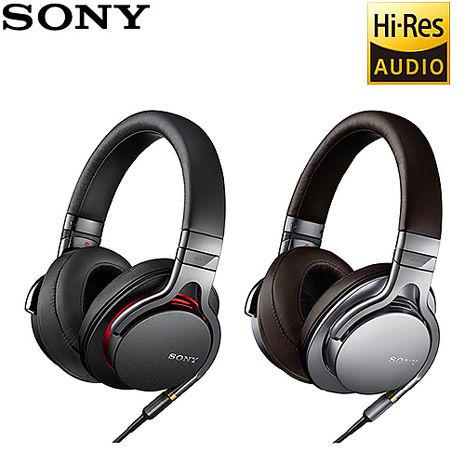 SONY MDR-1A 鋁製塗層液晶高分子振膜 立體聲 耳罩式耳機