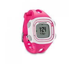 GARMIN Forerunner 10 GPS跑步訓練記錄錶 (綠白色/粉紅白色)