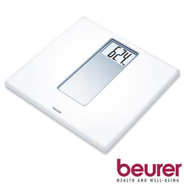 德國 博依 beurer 經典素雅 電子體重計 PS160