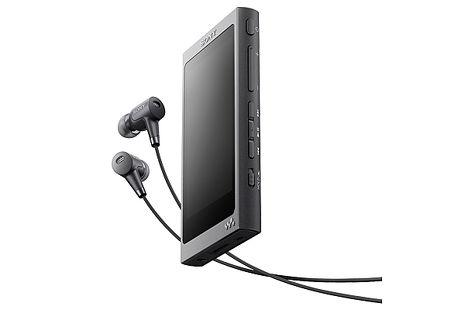 ★106/4/30前贈螢幕保護貼 SONY 32GB Walkman 數位隨身聽 NW-A36HN 隨附降噪耳機 支援 Hi-Res 高解析音質 NW-A36藍