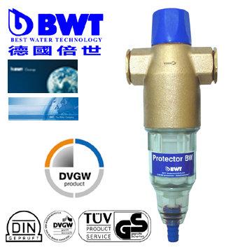 BWT德國倍世 反洗過濾器 Protector 1