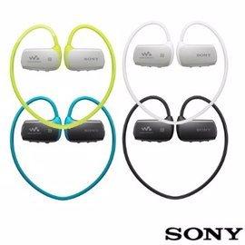 SONY NWZ-WS613 無線防水隨身聽 4GB ★限量贈USB充電器 耳機麥克風內建 免持聽筒通話 防水等級IPX5/8 MP3藍