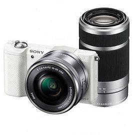 SONY A5100Y ILCE-5100Y 雙鏡組公司貨 觸控對焦 A5100 類單眼 相機 ★贈電池(共兩顆)+16G高速卡+座充+吹球清潔組+保護貼