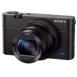 ★贈電池(共兩顆)+32G高速卡+座充+保護貼+吹球組+讀卡機+小腳架 SONY RX100 III DSC-RX100M3 公司貨 類單眼 相機