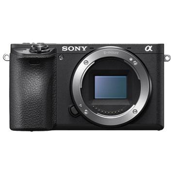 SONY 單眼相機 A6500 單機身(公司貨) ILCE-6500  108/11/3前贈原電充電組(共2顆)+原廠包+32G高速卡+座充+吹球