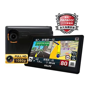GOLiFE GoPad DVR7 Plus 升級版 Wi-Fi行車紀錄聲控導航平板