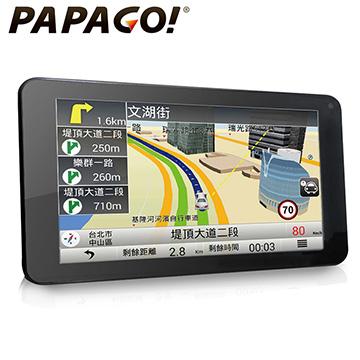PAPAGO GoPad 7 Wi-Fi 聲控導航平板