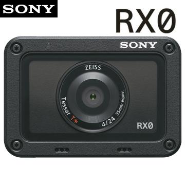 ★贈電池(共兩顆)+32G高速卡+清潔組+小腳架 SONY Cyber-shot 數位相機 DSC-RX0 公司貨