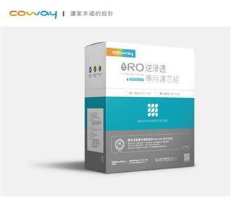 Coway RO逆滲透專用濾芯組【11吋第一年份】適用淨水器 P160L