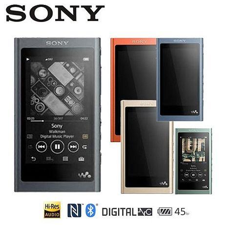 ★贈USB豆腐充  SONY 16GB Walkman 數位隨身聽 NW-A55 支援Hi-Res高解析音質 公司貨