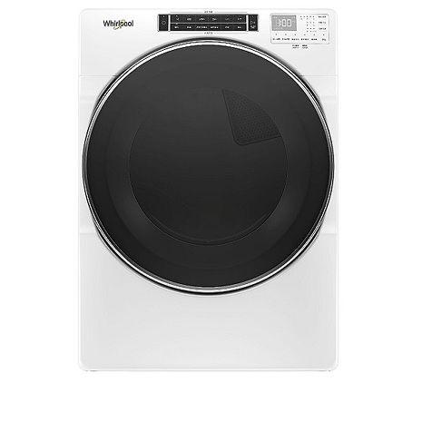 送標準安裝 Whirlpool 惠而浦 15公斤  8TWED5620HW 電力型滾筒乾衣機 含標準安裝