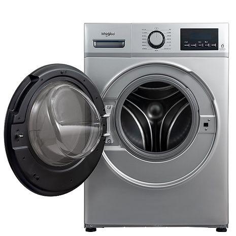 【結帳享驚喜價】Whirlpool 惠而浦 10公斤 WEHC10BBS 滾筒洗脫烘 洗衣機(含標準安裝/舊機回收)