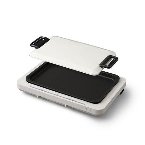 日本IRIS WHP-011 單烤盤 左右溫控電烤盤 大尺寸設計