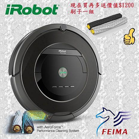 iRobot Roomba 880 機器人掃地機/吸塵器-家電.影音-myfone購物