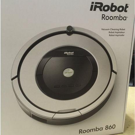 iRobot Roomba 860 定時自動掃地機/吸塵器