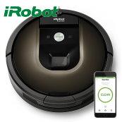 iRobot Roomba 980 WiFi 第9代機器人支援APP 遠端控制變頻掃地吸塵器