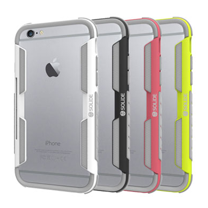 SOLiDE 阿瑞斯ARES美國軍規防摔防撞手機殼 iPhone 6s plus 6 plus 5.5吋
