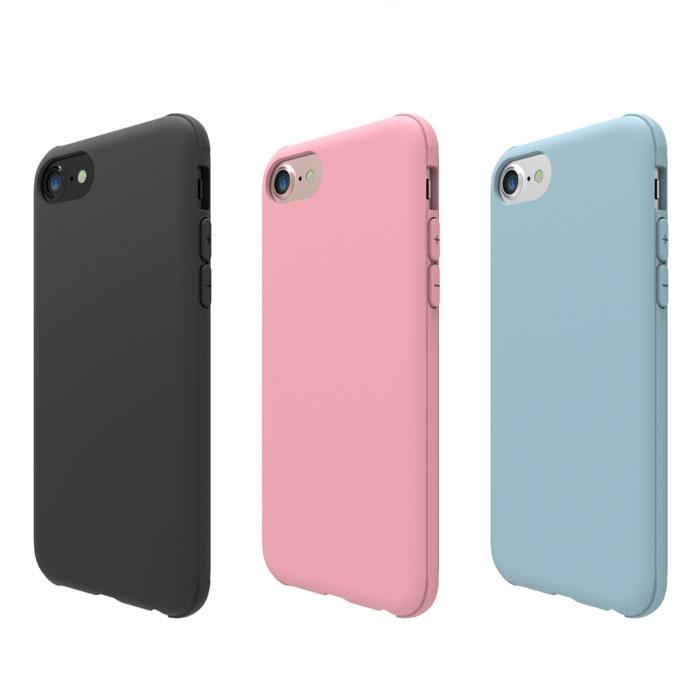 SOLiDE 黛安娜軍規防震材質防摔手機殼 iPhone7/6s 4.7吋 共用款石墨黑