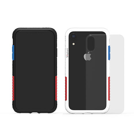 太樂芬 NMDer iPhone XR抗汙防摔手機殼
