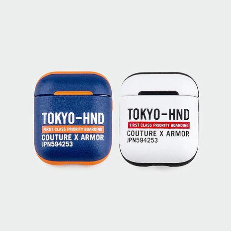 Skinarma日本潮牌  AirPods Bando個性藍牙耳機保護套