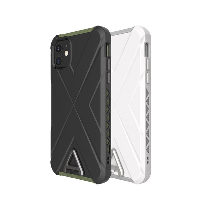SOLiDE 黑帝斯 iPhone 11抗菌防摔手機殼