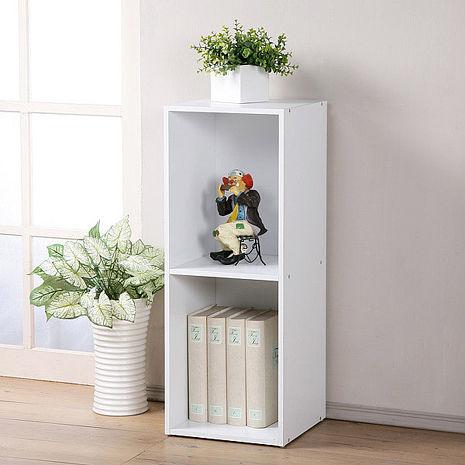 【特賣】Homelike 現代風二格置物櫃