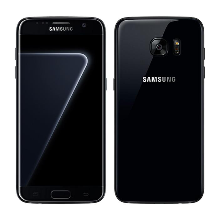 Samsung Galaxy S7 Edge 4G/128G-晶墨黑※送5200行電+保護套+支架※