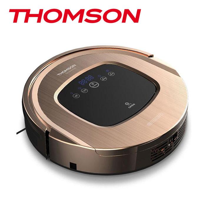 THOMSON 湯姆盛 智慧型機器人掃地吸塵器TM-SAV09DS※送真空收納袋※