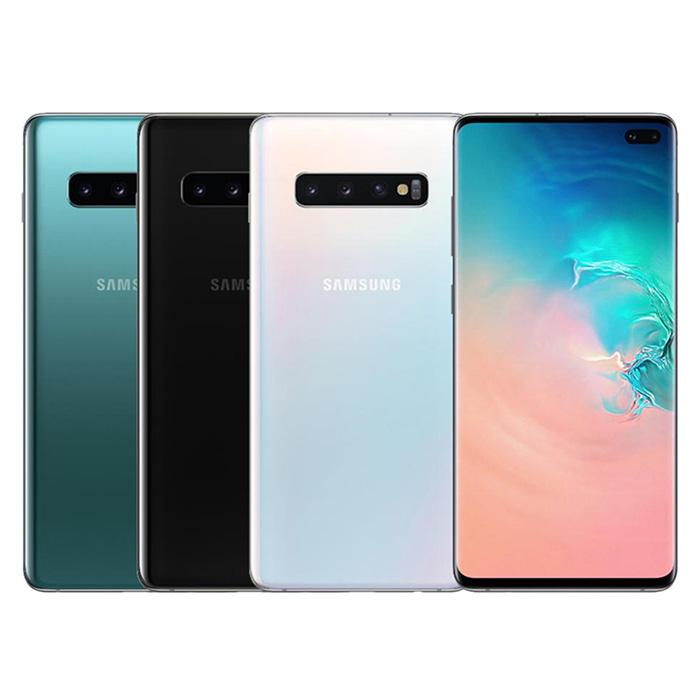 Samsung Galaxy S10+ (8G/128G)三鏡頭6.4吋防水雙卡機