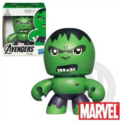 《玩具森林》[復仇者聯盟Avengers]Mini Muggs-酷版 綠巨人 浩克Hulk迷你 公仔