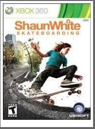 [XBOX 360遊戲] 夏恩懷特滑板Shaun White Skateboarding (英文版-普通級-運動-xbox360)