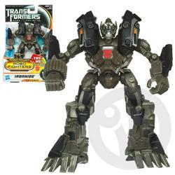 《玩具森林》 [變形金剛3:地球之戰-變形金鋼-變型金剛] 6吋簡易變形人物組:鐵皮/鐵牛IRONHIDE