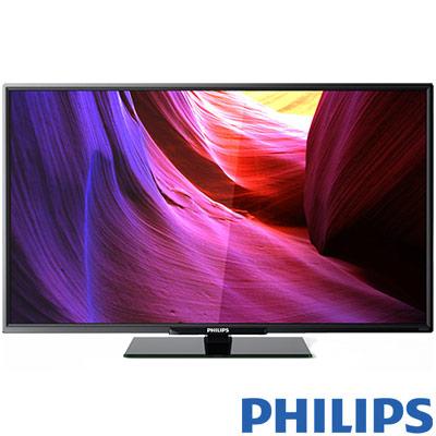 福利品 PHILIPS飛利浦 43吋 FHD LED液晶顯示器+視訊盒 43PFH5210-不含安裝