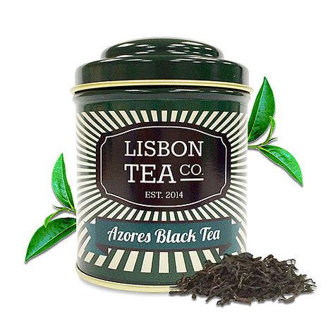 Lisbon Tea Co.亞速爾自然農法紅茶35gx1罐