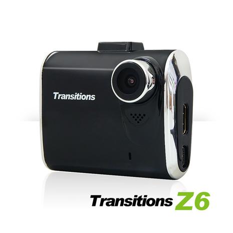全視線Z6 新一代國民機 1080P 超夜視行車紀錄器(霧黑)