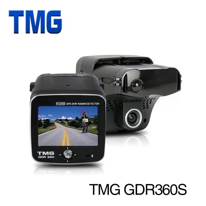 TMG GDR360 GPS+雷達/雷射+行車記錄器【凱騰】