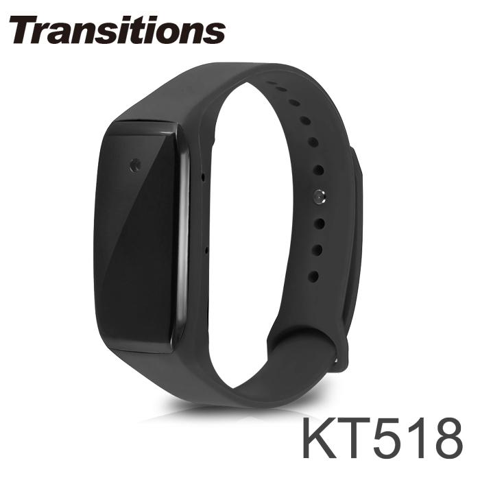 全視線 KT518 輕巧手環型 Full HD 1080P 微型攝影機【凱騰】