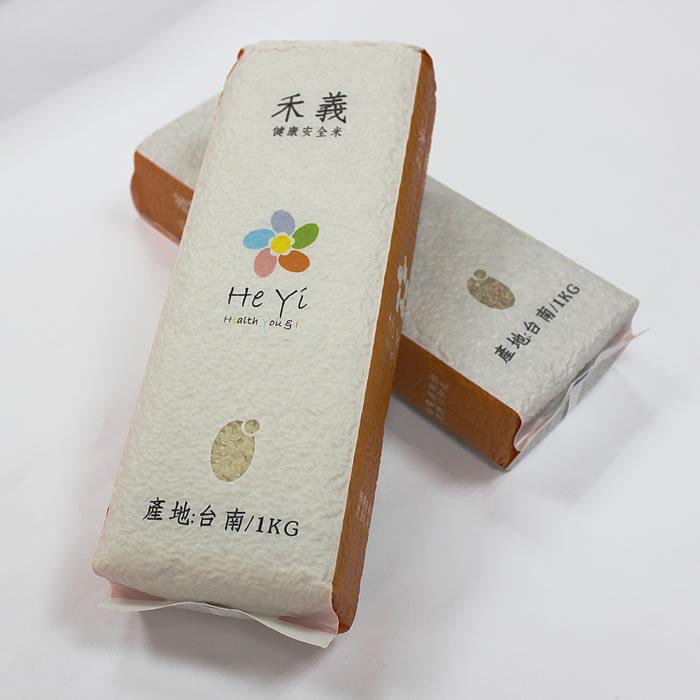 禾義-台農秈22號無毒白米 1公斤 X 10包(預購)台南善化蘇程隆「牛庄好農」