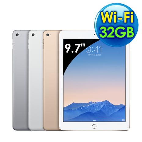 Apple iPad Air 2 Wi-Fi 32GB 9.7 吋 平板電腦