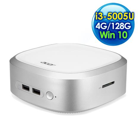Acer Revo Base RN66 迷你桌上型電腦(i3-5005U /4G/128GB SSD/Win 10)-數位筆電.列印.DIY-myfone購物
