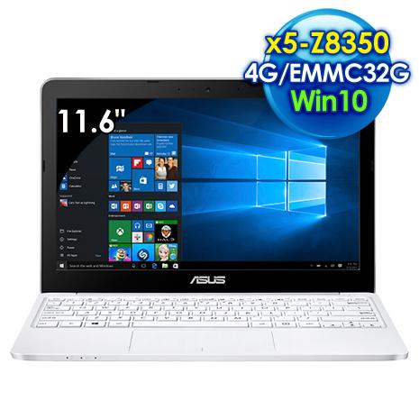 ASUS E200HA-0081AZ8350 (11.6吋/x5-Z8350/4G/EMMC 32GB/Win10)