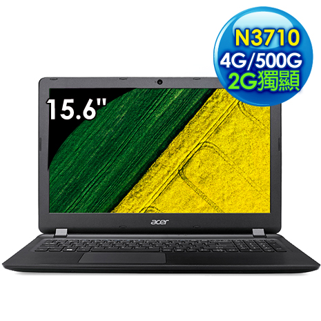Acer ES1-532G-P4FW (N3710/15.6吋/4G/500GB/2G獨顯/Win 10)